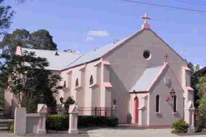 Hawkesbury on the Net - Church Registers: St Matthew's